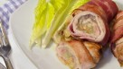 VIDEO-RECETA: Rollitos de lomo rellenos de queso y foie envuelto en bacon