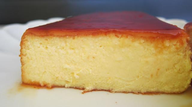 Cake queso tierno 2.