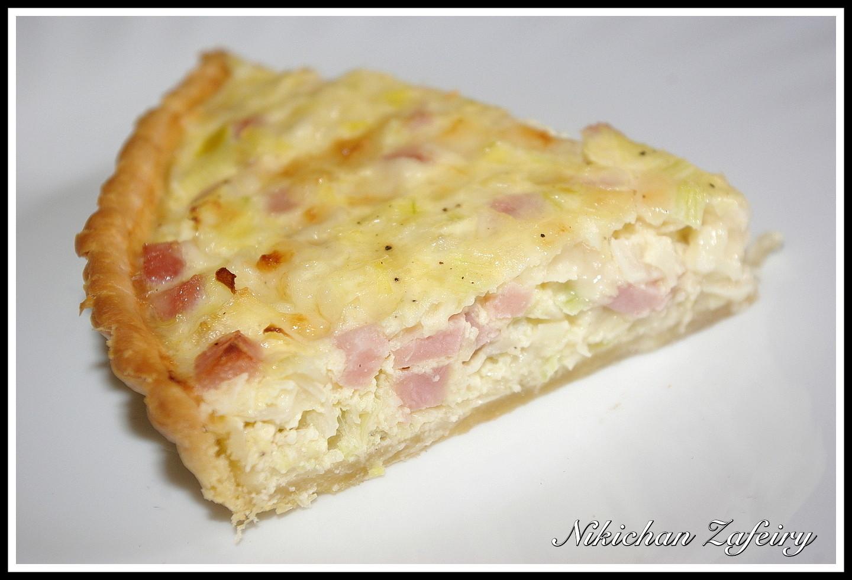 tarta salada puerro y queso1